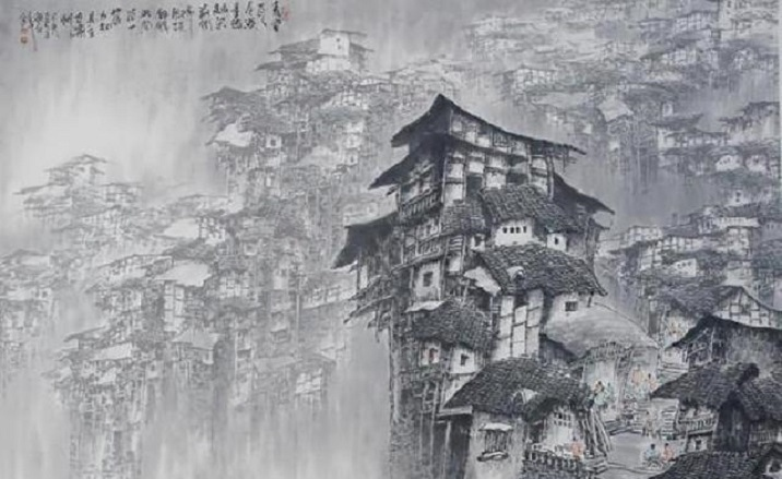 The Calligraphy and Painting Exhibition opens in Chongqing