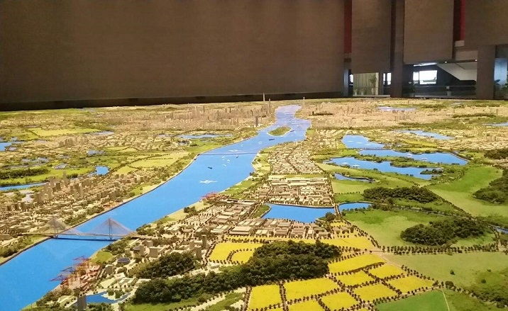 Chongqing Planning Exhibition Gallery to be relocated in Danzishi