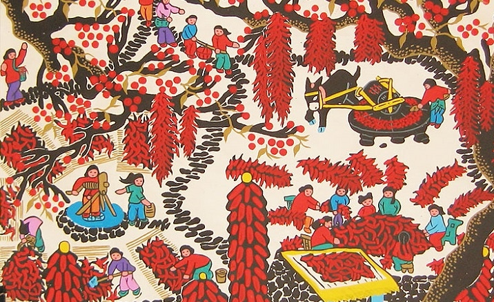 National Museum of China opens Shandong folk art exhibition