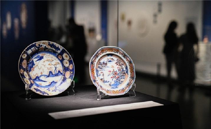 Chengdu Museum opens Imari Porcelain Exhibition