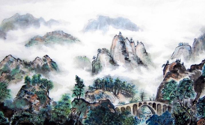 Miao Chong'an art exhibition opens in Beijing