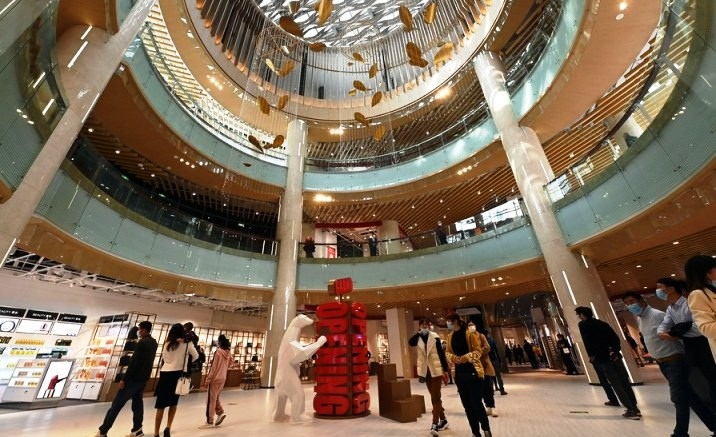 Haikou launches two new duty-free stores