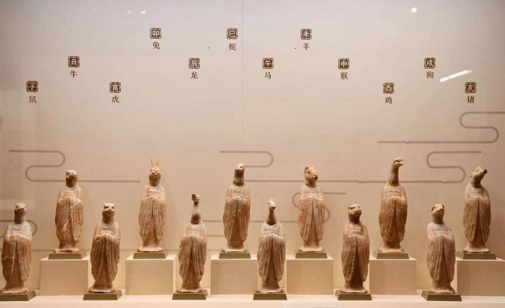 National Museum of China holds a new exhibition to celebrate the Year of Ox in Beijing