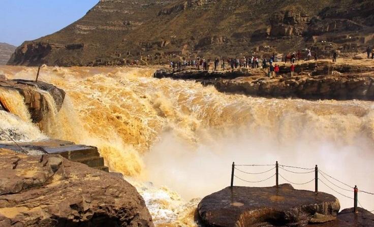Pingyao ancient City & Hukou Waterfall Exploration