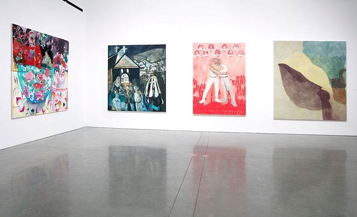 Zhenjiang Art Museum opens the art exhibition of Gongbi Art