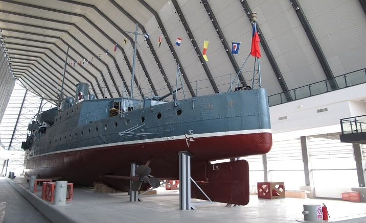 The Special Exhibition of Sun Yat-sen and the Zhongshan Warship opens