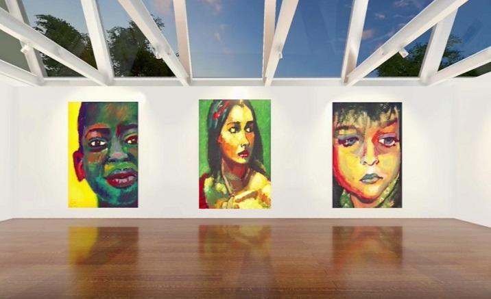 Chongqing Contemporary Art Museum opens art exhibition