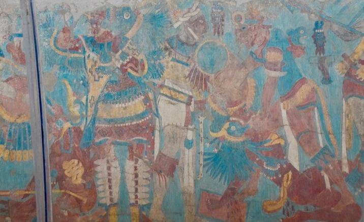 A mural show opens in Beijing