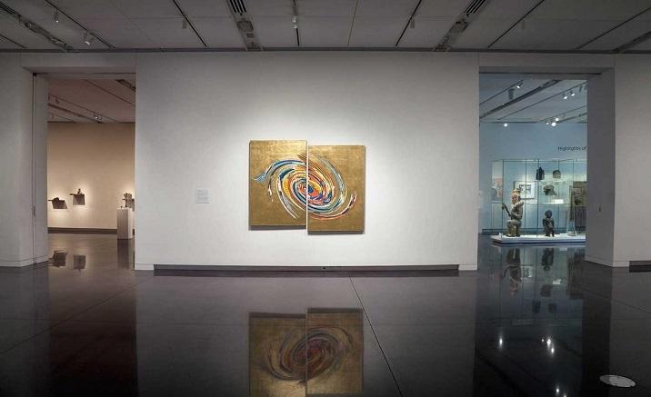 National Museum of China opens the art exhibition