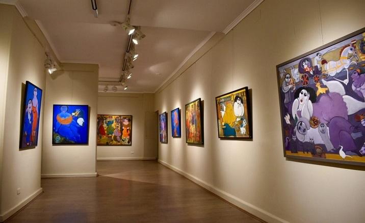 Tiller by Wang Shenglie shows in Beijing