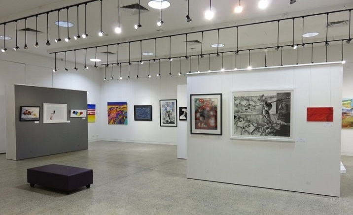 China National Academy of Painting opens the art exhibition