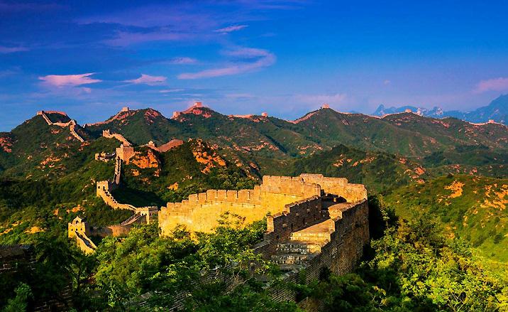 Des parcs patrimoniaux le long de la Grande Muraille