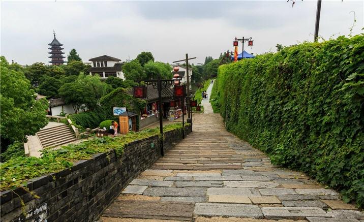 suzhou ancient city walls