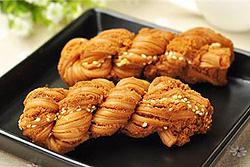 Symbole des gourmandises traditionnelles de Tianjin