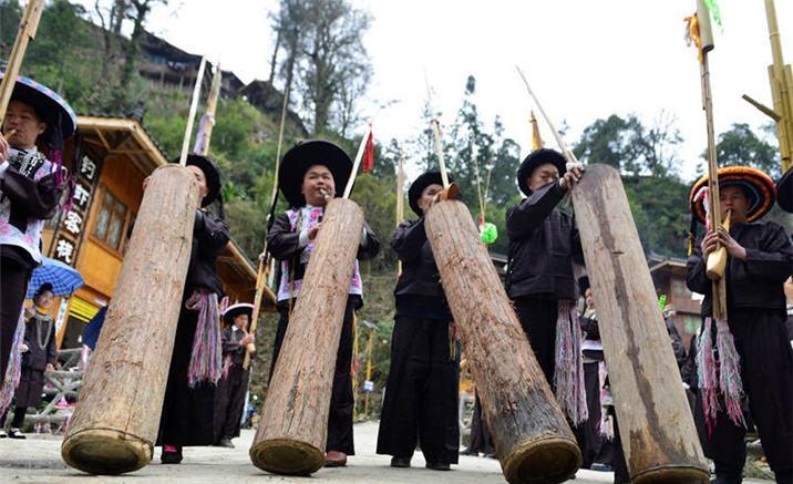 Bridge Worship Festival Guizhou