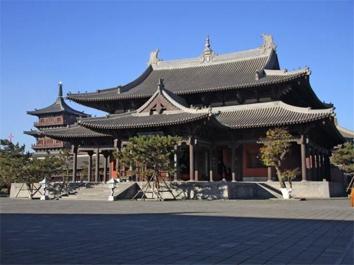 Huayan Temple Datong
