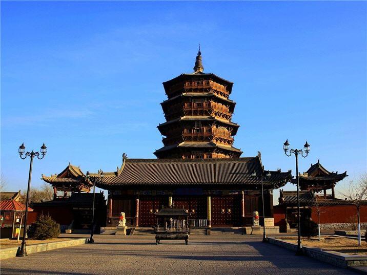 huayan tempel datong