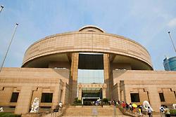 Nouveau musee de Shanghai