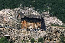 Les grottes Longmen