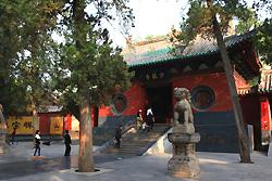 Le temple Shaolin -2