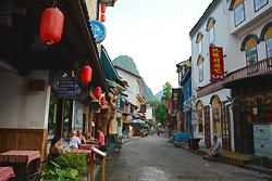 Le vieux bourg Yangshuo