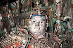 Temple Shuanglin, Pingyao, province du Shanxi