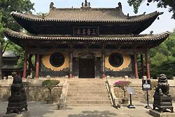 Temple Jinci, Taiyuan, province du Shanxi