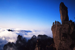 Monts Huangshan -3