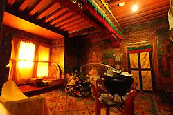 Une chambre du palais