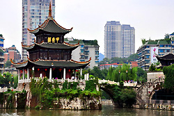 Pavillon Jiaxiu de la ville de Guiyang