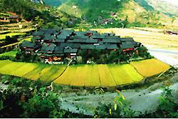 Kaili - Village des miao