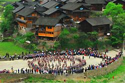 Kaili - Village des miao -3