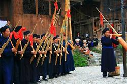 Rongjiang - Village des miao -2