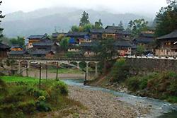 Rongjiang - Village des miao -1