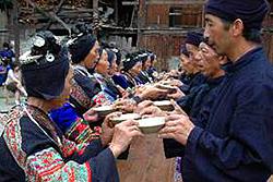 Rongjiang - Village des miao -3
