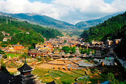 Zhaoxing - Village des miao