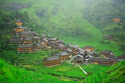 village des Yao