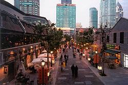 quartier Xin Tian Di