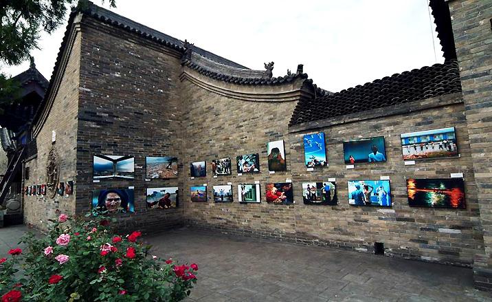 plus de 16,000 pièces de photos exposées au festival International de la Photographie de Pingyao