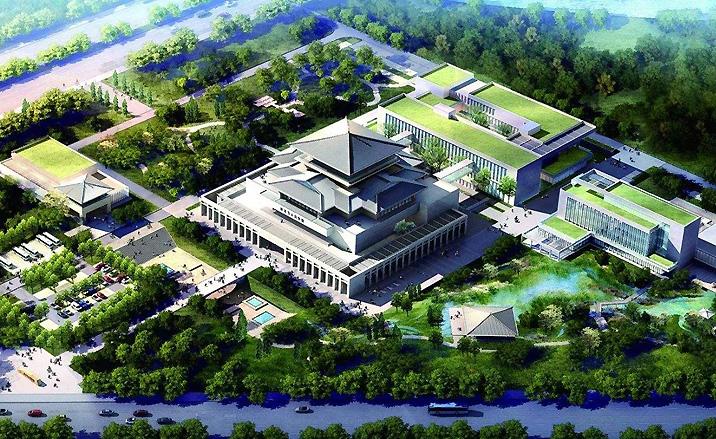 Le premier musée d'archéologie au niveau national à Xi'an