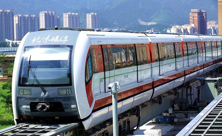 Train Maglev de Beijing