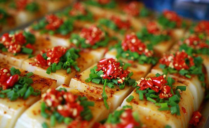 Chengdu - la ville de la gastronomie par l'UNESCO