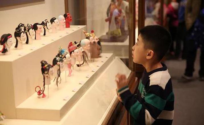 «Artisanat» - l'exposition de marionnettes de Zhangzhou
