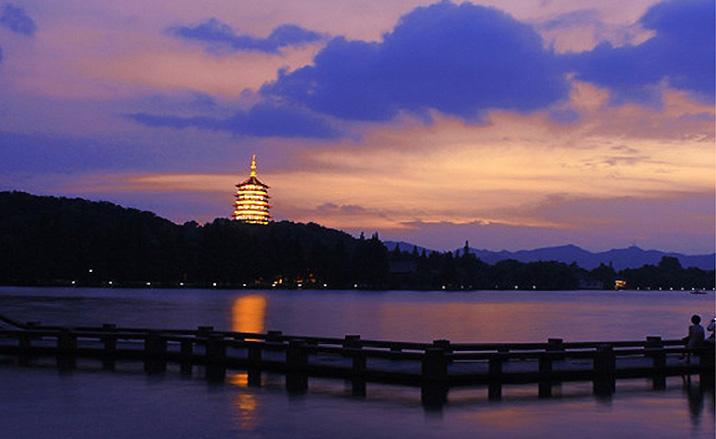 Hangzhou, capitale de la province du Zhejiang